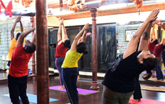 hastauttanasana yoga classes bangalore