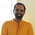 Dr. M Jayaraman Director of Literary Research Department & Senior Yoga Teacher